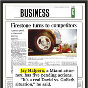 Jay Halpern in the News